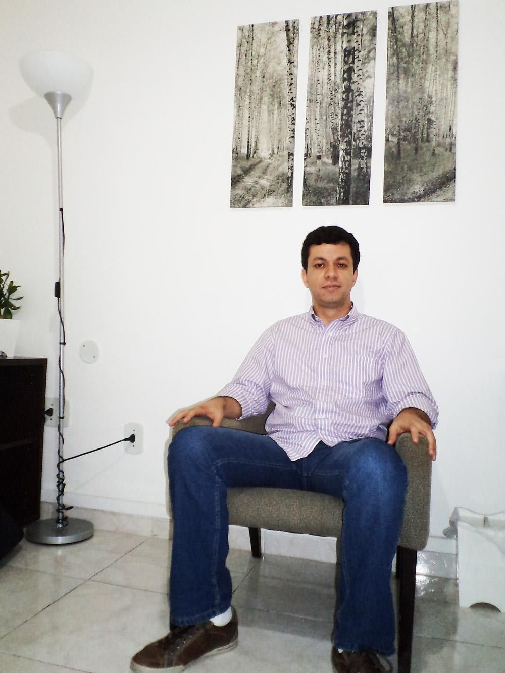 Psicólogo - Copacabana - Largo do Machado | Alexandre