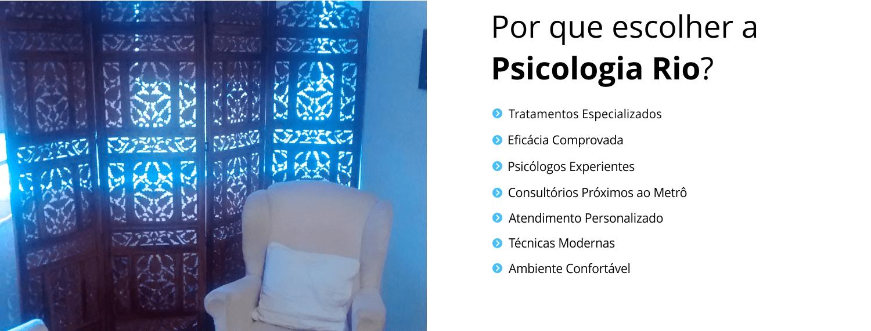 Por que escolher a psicologia rio?